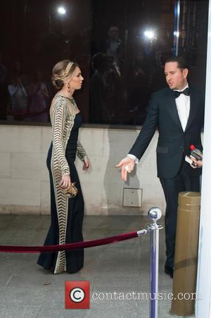 Petra Ecclestone and James Stunt - The 2014 Caudwell Butterfly Ball held at Grosvenor House - Arrivals. - London, United...