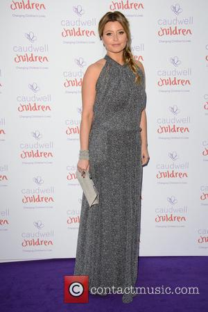 Holly Valance - Caudwell Children Butterfly Ball 2014 held at the Grosvenor Hotel - Arrivals - London, United Kingdom -...
