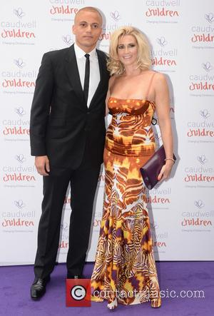Wes Brown and Leanne Wassell