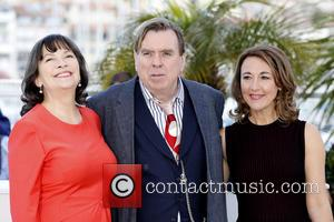 Marion Bailey, Timothy Spall and Dorothy Atkinson