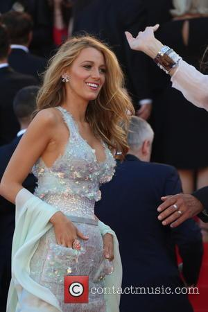 Blake Lively - The 67th Annual Cannes Film Festival - 'Mr Turner' - Premiere - Cannes, France - Thursday 15th...