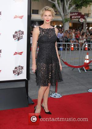 Charlize Theron - Celebrities attend the world premiere of 'A Million Ways To Die in the West' at Westwood Village...