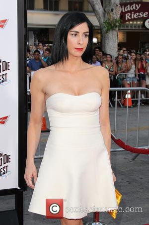 Sarah Silverman - Celebrities attend the world premiere of 'A Million Ways To Die in the West' at Westwood Village...