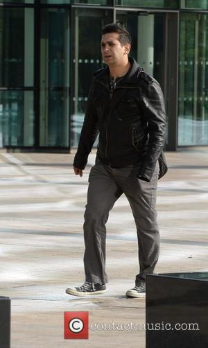 Jimi Mistry - Celebrities outside BBC Media City in Manchester - Manchester, United Kingdom - Friday 16th May 2014