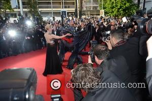 Cate Blanchett and Atmosphere - The 67th Annual Cannes Film Festival - Dragon 2 - Premiere - Cannes, France -...