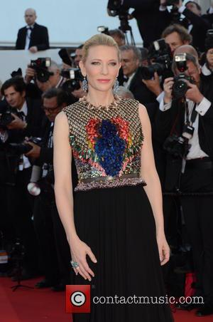 Cate Blanchett - The 67th Annual Cannes Film Festival - Dragon 2 - Premiere - Cannes, France - Friday 16th...