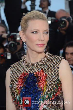 Cate Blanchett Condemns