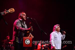 Andre Reyes and Nicolas Reyes - The Gipsy Kings perform at Hard Rock Live in the Seminole Hard Rock Hotel...