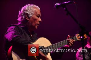 Pablo Reyes - The Gipsy Kings perform at Hard Rock Live in the Seminole Hard Rock Hotel & Casino -...