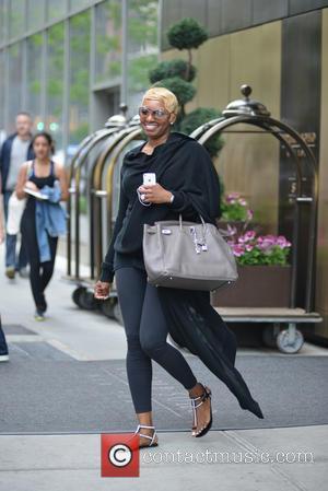 Nene Leakes - Nene Leakes leaving her hotel in Soho - Manhattan, New York, United States - Friday 16th May...