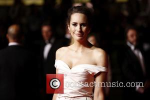 Louise Roe - The 67th Annual Cannes Film Festival - 'The Captive' premiere - Arrivals - Cannes, France - Friday...