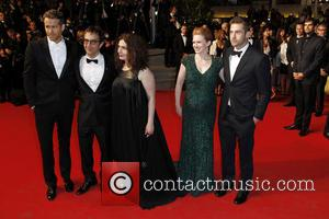 Mireille Enos, Atom Egoyan, Ryan Reynolds and Scott Speedman