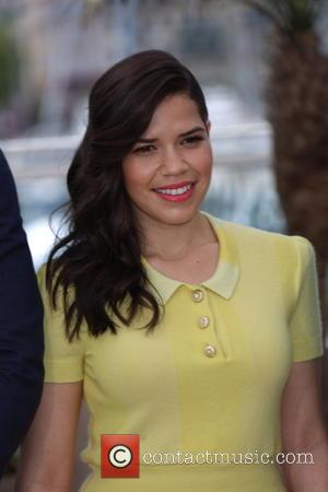 America Ferrera - The 67th Annual Cannes Film Festival - Dragon 2 - Photocall - Cannes, France - Friday 16th...