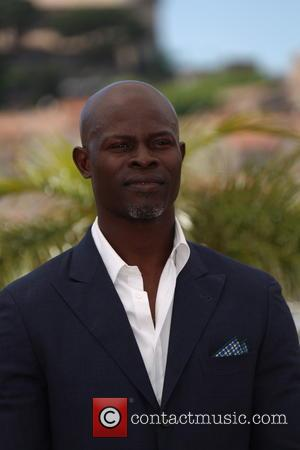 Djimon Hounsou - The 67th Annual Cannes Film Festival - Dragon 2 - Photocall - Cannes, France - Friday 16th...