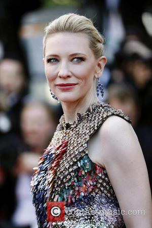 Cate Blanchett - The 67th Annual Cannes Film Festival - 'How to Train Your Dragon 2' premiere - Arrivals -...