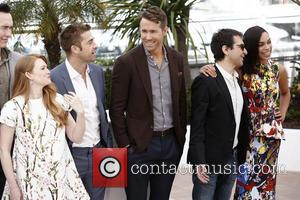 Mireille Enos, Atom Egoyan, Ryan Reynolds, Scott Speedman and Rosario Dawson