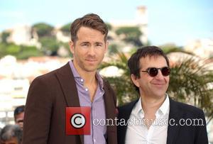 Ryan Reynolds and Atom Egoyan