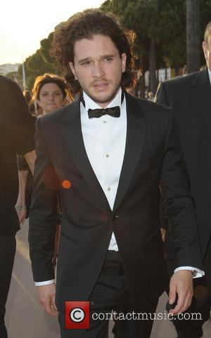 Kit Harington Is Not Allowed To Cut His Hair