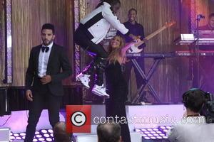 Mariah Carey - NBC's Toyota Summer Concert Series Presents Mariah Carey at Rockefeller Plaza - NYC, New York, United States...