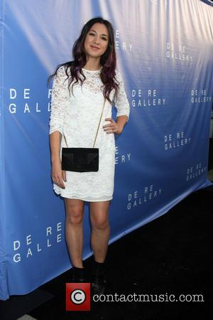 Michelle Branch - De Re Gallery Opening - West Hollywood, California, United States - Friday 16th May 2014