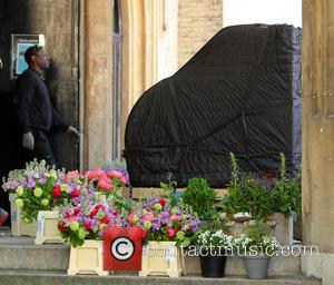 View - The wedding of Poppy Delevingne and James Cook at St. Paul's Church, Knightsbridge. - London, United Kingdom -...