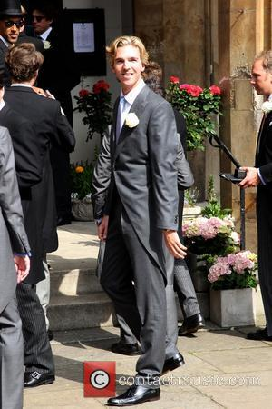 James Cook - The wedding of Poppy Delevingne and James Cook at St. Paul's Church, Knightsbridge. - London, United Kingdom...