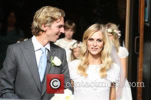 Poppy Delevinge and James Cook - The wedding of Poppy Delevingne and James Cook at St. Paul's Church, Knightsbridge. -...