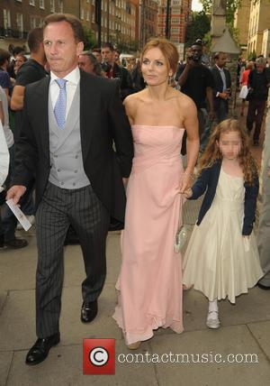 Geri Halliwell and Christian Horner - Poppy Delevingne and James Cook wed at St. Paul's Church - London, United Kingdom...