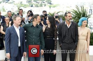 Douglas Henshall, Mads Mikkelsen, Eva Green, Jeffrey Dean Morgan and Nanna Oland Fabricius - The 67th Annual Cannes Film Festival...
