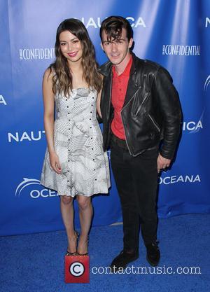 Miranda Cosgrove and Drake Bell