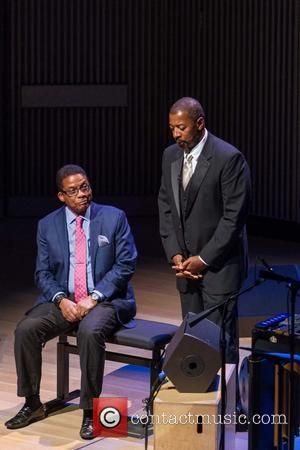 Herbie Hancock and Robert Townsend