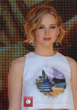 Jennifer Lawrence - The Hunger Games  Mockingjay Part