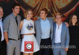 Jennifer Lawrence, Liam Hemsworth, Donald Sutherland, Cannes Film Festival, Sam Claflin