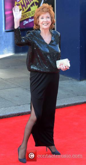 Cilla Black - Arqiva British Academy Television Awards at Theatre Royal - Arrivals - London, Ukraine - Sunday 18th May...
