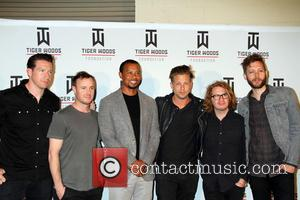 Tiger Woods and One Republic