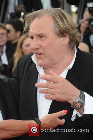 Gerard Depardieu Banned From Ukraine For Pro-Russian Views