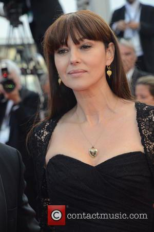 Monica Bellucci - The 67th Annual Cannes Film Festival - 'The Homesman' premiere - Arrivals - London, United Kingdom -...