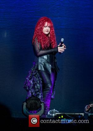 Cyndi Lauper - The Goddess of pop and the pioneer of female rock, Cher, presents her