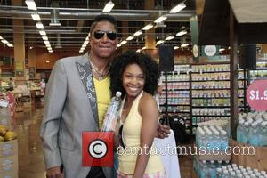 Jermaine Jackson - Jermaine Jackson at the Whole Foods store in Tarzana to promote