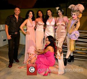 Aurora, Carly Dorman, Aaron Bonk, Lilia Starlet, Sasha Caicedo, Erika Moon, Lola Von Cheeks and Vita De Void