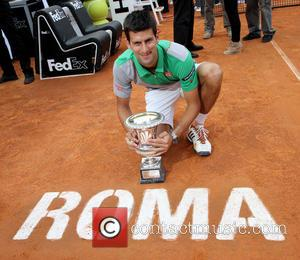 Novak Djokovic - Novak Djokovic defeats of Rafael Nadal in the final of the Rome Masters. The Serbian tennis ace...
