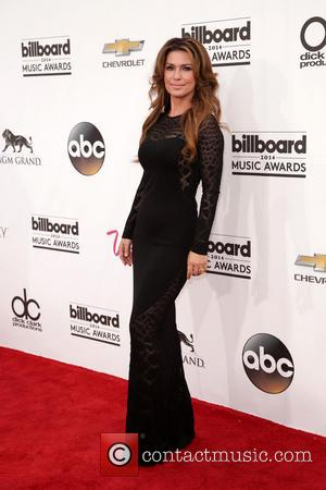 Shania Twain - 2014 Billboard Awards Red Carpet at the MGM Grand Resort Hotel and Casino - Red Carpet -...