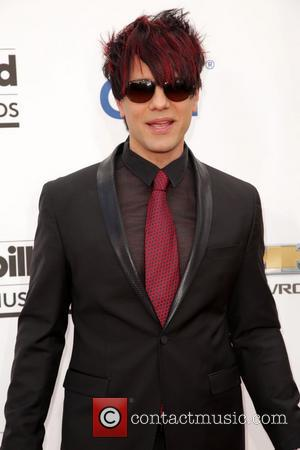 Criss Angel - Celebrities attend 2014 Billboard Music Awards - Arrivals at MGM Grand Garden Arena in Las Vegas, Nevada....