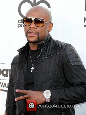 Floyd Mayweather Jr. - 2014 Billboard Awards held at the MGM Grand Resort Hotel and Casino - Arrivals - Las...