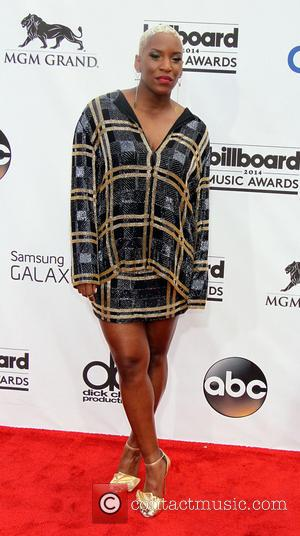 Liv Warfield - 2014 Billboard Awards held at the MGM Grand Resort Hotel and Casino - Arrivals - Las Vegas,...