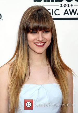 Aubrey Peeples - 2014 Billboard Awards held at the MGM Grand Resort Hotel and Casino - Arrivals - Las Vegas,...