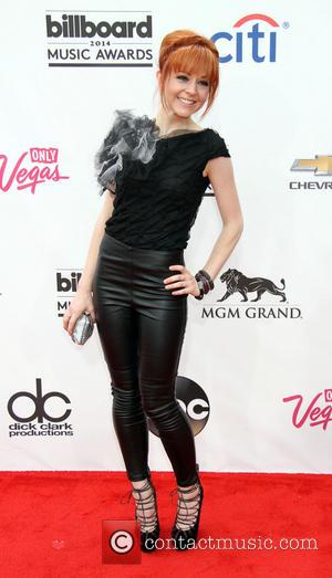 Lindsey Stirling - 2014 Billboard Awards held at the MGM Grand Resort Hotel and Casino - Arrivals - Las Vegas,...