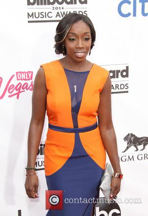 Estelle - 2014 Billboard Awards Red Carpet at the MGM Grand Resort Hotel and Casino - Las Vegas, United States...