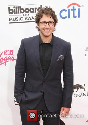 Josh Groban - 2014 Billboard Awards Red Carpet at the MGM Grand Resort Hotel and Casino - Las Vegas, United...
