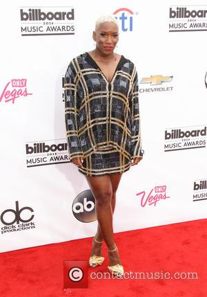 Liv Warfield - 2014 Billboard Awards Red Carpet at the MGM Grand Resort Hotel and Casino - Las Vegas, United...